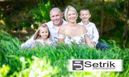 Family Pictures at Hart Park